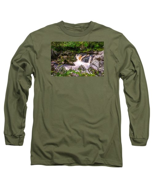 Glentrool Rivers And Falls Long Sleeve T-Shirt