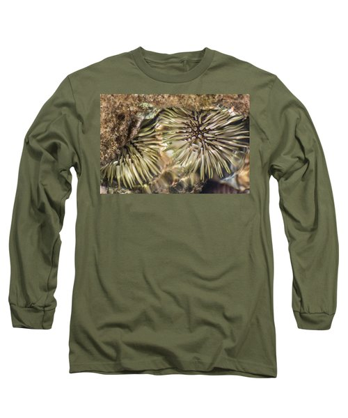 Long Sleeve T-Shirt featuring the photograph Glistening by Colleen Coccia