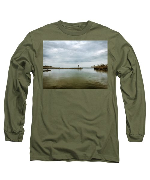 Gloom On The Bay Long Sleeve T-Shirt