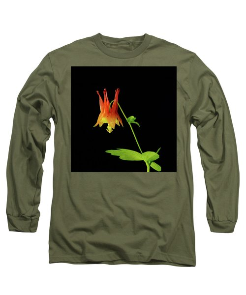 Glowing Colombine Long Sleeve T-Shirt