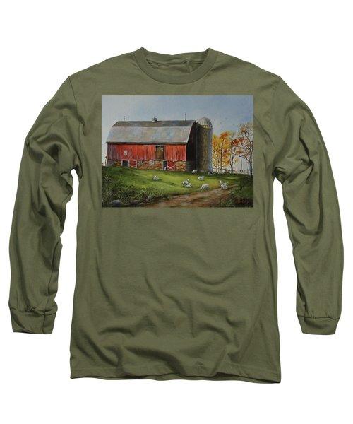 Goat Farm Long Sleeve T-Shirt