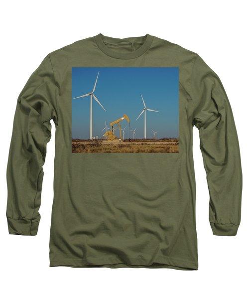 God Bless Texas Long Sleeve T-Shirt
