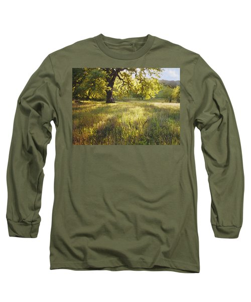 God Light Long Sleeve T-Shirt