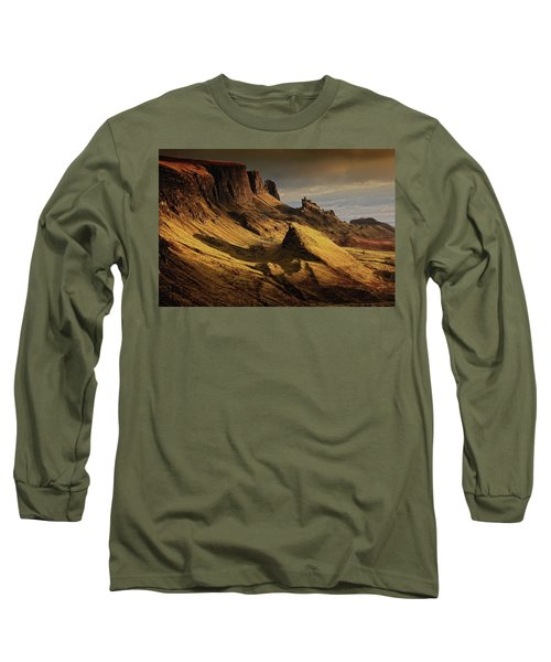 Gods Country Long Sleeve T-Shirt