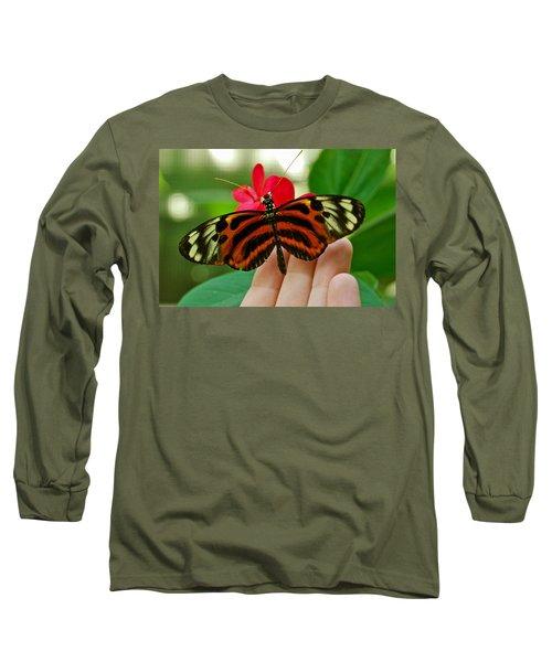 Long Sleeve T-Shirt featuring the photograph God's Handiwork by Debbie Karnes