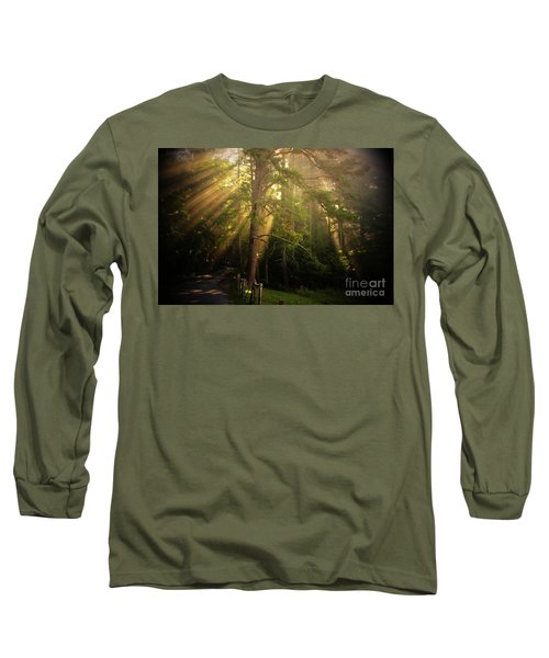 God's Light 2 Long Sleeve T-Shirt