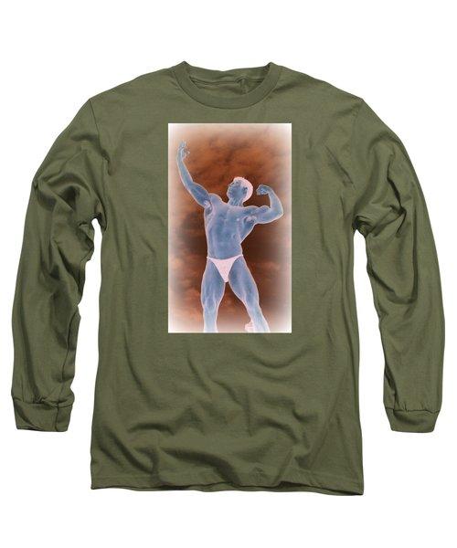 Gods Of Olympus Long Sleeve T-Shirt