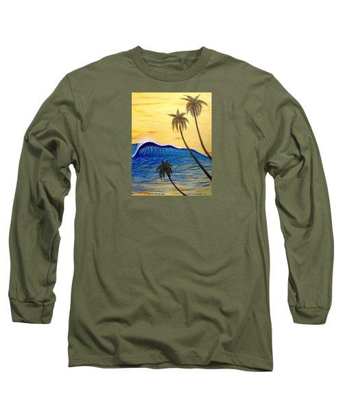 Going Left  Long Sleeve T-Shirt