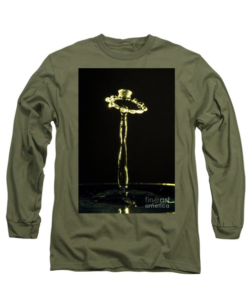 Gold Ring Long Sleeve T-Shirt