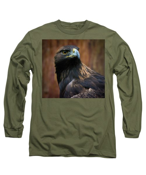 Golden Eagle 4 Long Sleeve T-Shirt