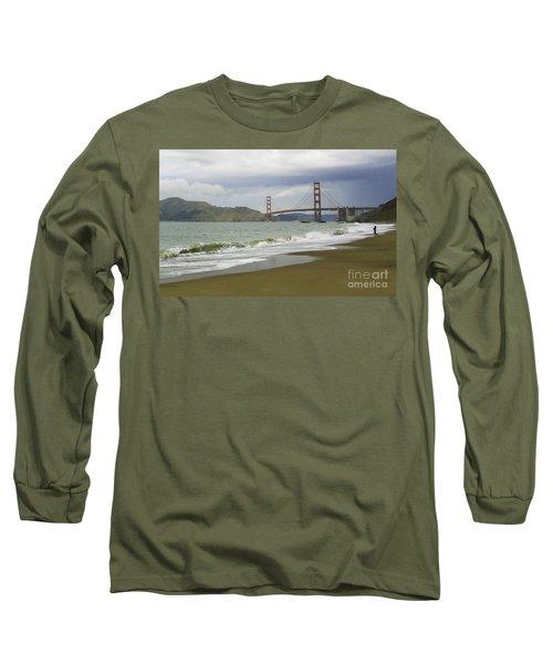 Golden Gate Bridge #4 Long Sleeve T-Shirt