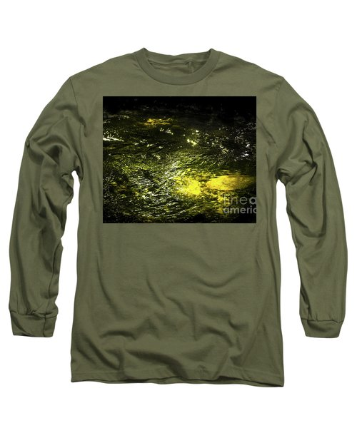 Golden Glow Long Sleeve T-Shirt