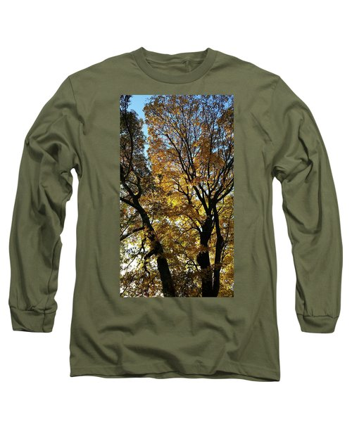 Golden Fall Long Sleeve T-Shirt