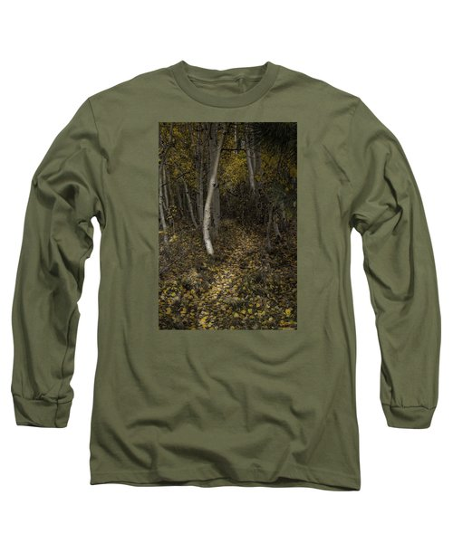 Golden Path Long Sleeve T-Shirt