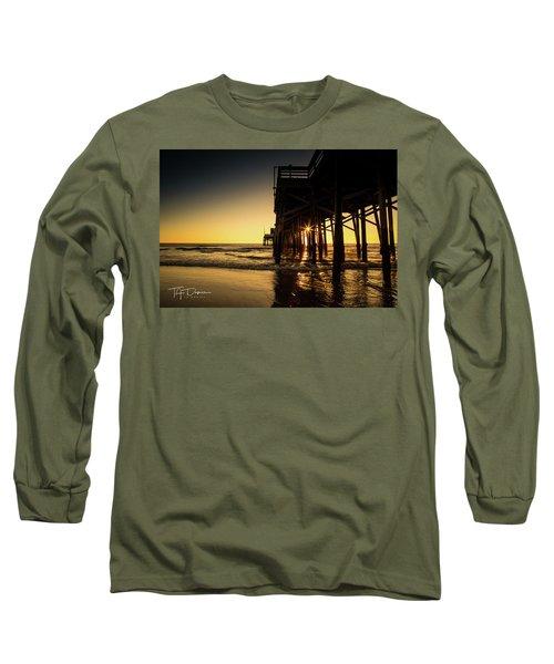 Golden Pier  Long Sleeve T-Shirt