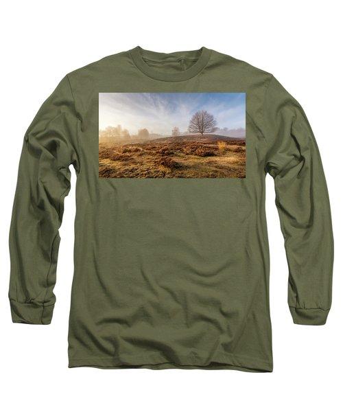 Golden Posbank Long Sleeve T-Shirt