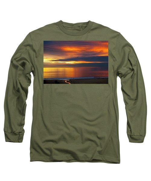 Golden Reflections Long Sleeve T-Shirt