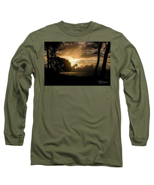 Golden Sun Long Sleeve T-Shirt