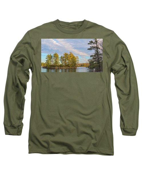 Golden Tiorati Long Sleeve T-Shirt