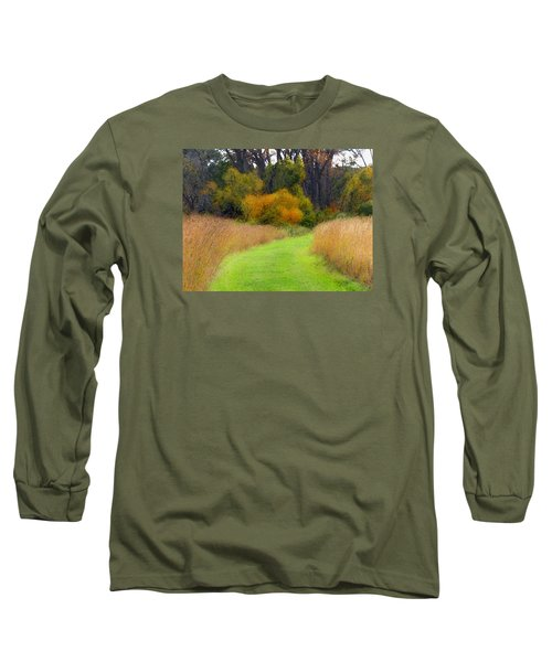 Golden Trail Long Sleeve T-Shirt