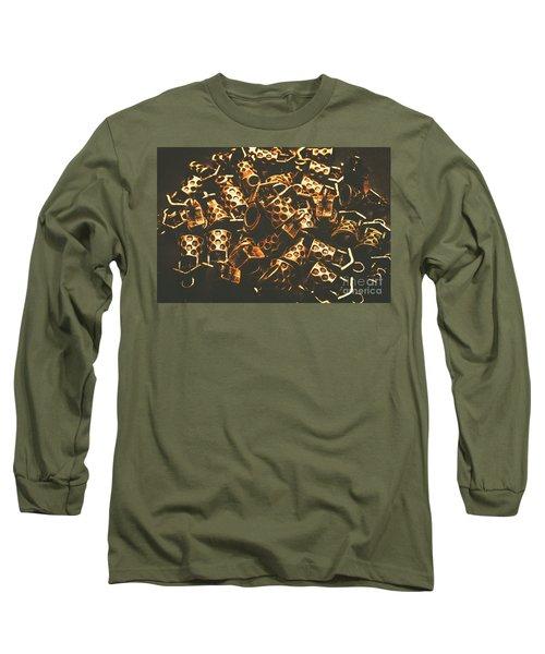 Golden Wells Long Sleeve T-Shirt