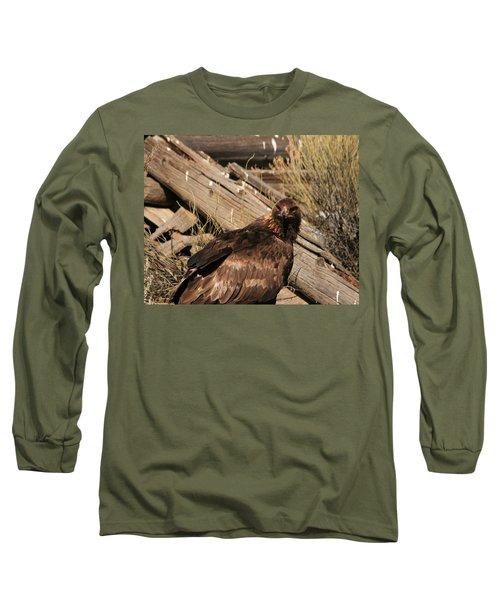 Goldeneagle1 Long Sleeve T-Shirt