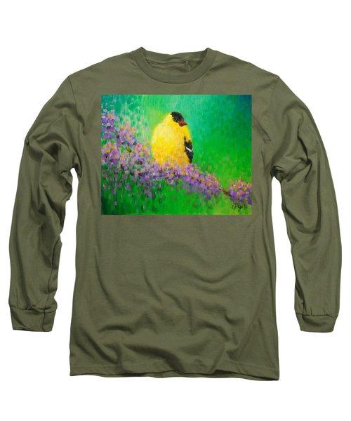 Goldfinch II Long Sleeve T-Shirt