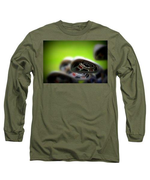 Golf Clubs 2 Long Sleeve T-Shirt
