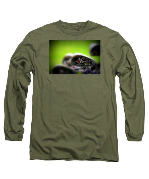 Golf Clubs 2 Long Sleeve T-Shirt