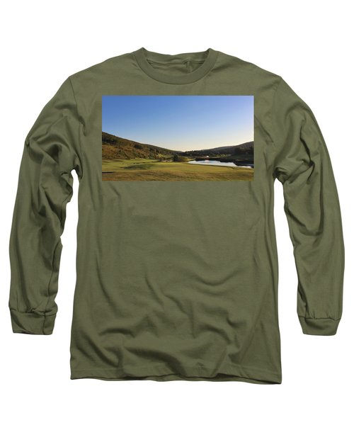 Golf - Natural Curves Long Sleeve T-Shirt