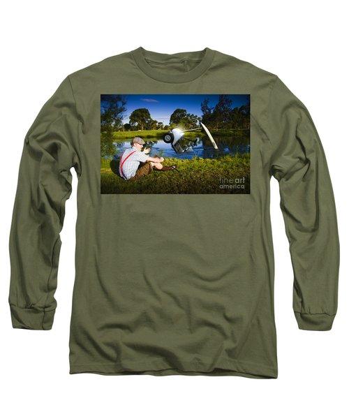 Golf Problem Long Sleeve T-Shirt