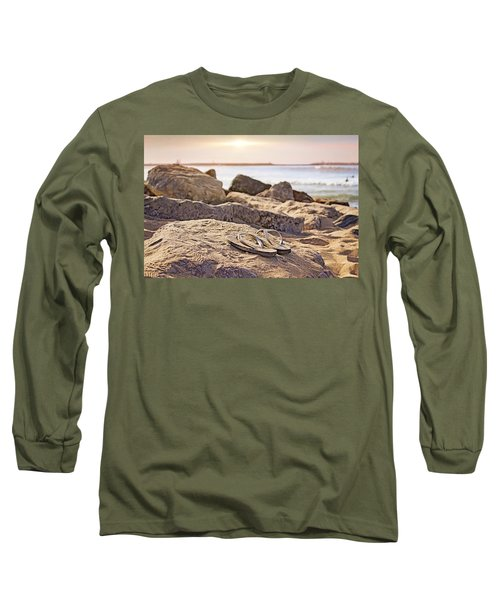 Gone Surfin' Long Sleeve T-Shirt