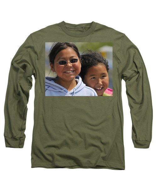 Good Friends Long Sleeve T-Shirt