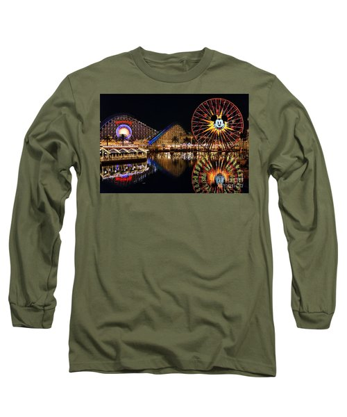 Goodbye, Paradise Pier Long Sleeve T-Shirt