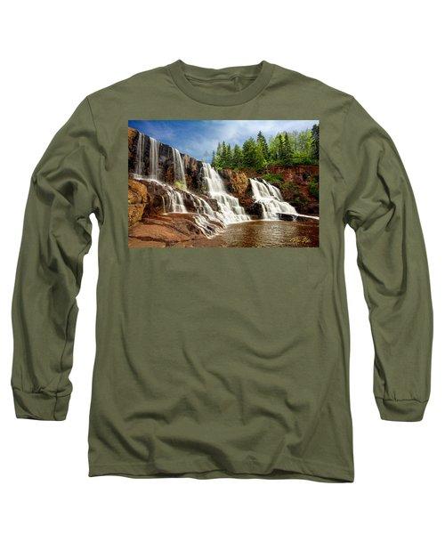 Gooseberry Falls Long Sleeve T-Shirt