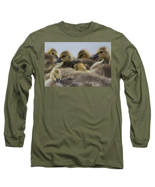 Gosling Gaggle Long Sleeve T-Shirt