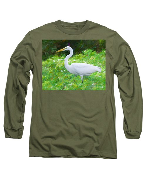 Grace In Nature Long Sleeve T-Shirt by Judy Kay