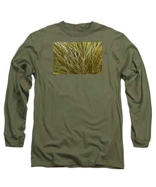 Graceful Grasses Long Sleeve T-Shirt