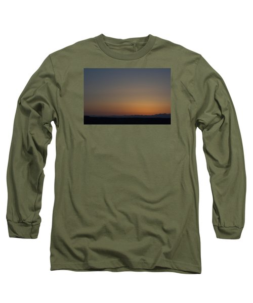 Gradients Long Sleeve T-Shirt by John Rossman