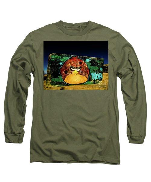 Graffiti_01 Long Sleeve T-Shirt