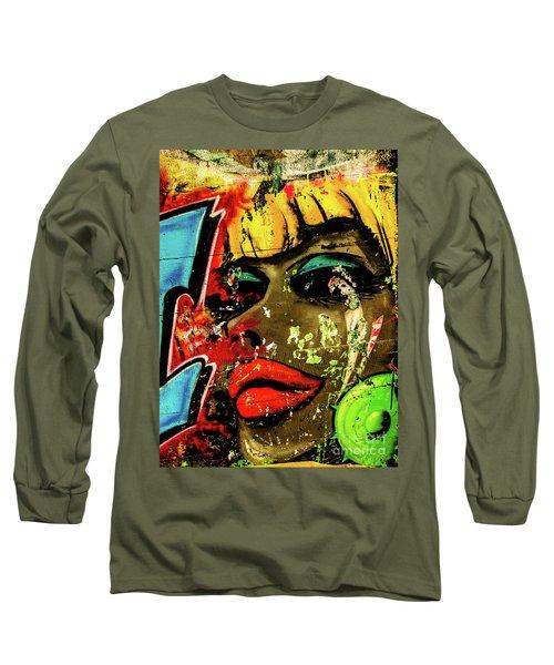 Graffiti_04 Long Sleeve T-Shirt