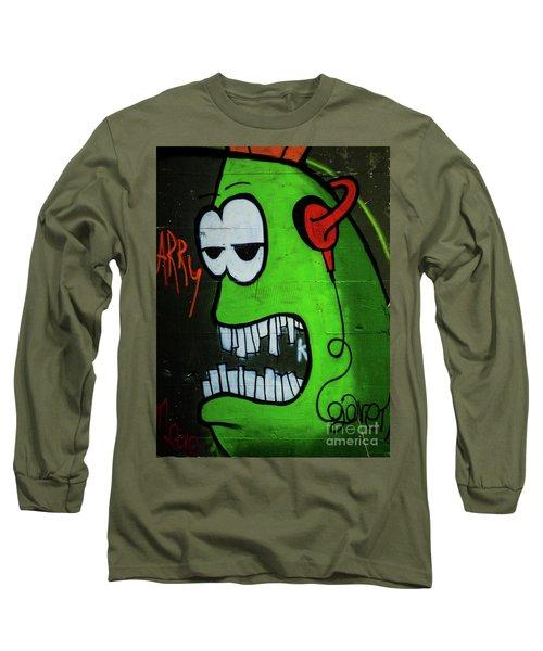 Graffiti_12 Long Sleeve T-Shirt