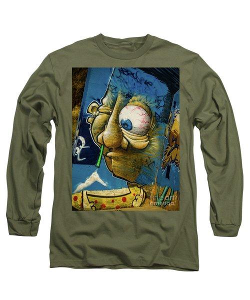 Graffiti_14 Long Sleeve T-Shirt