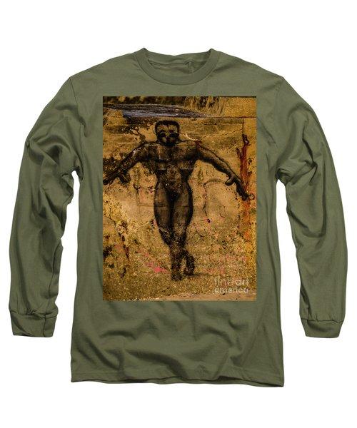 Graffiti_15 Long Sleeve T-Shirt