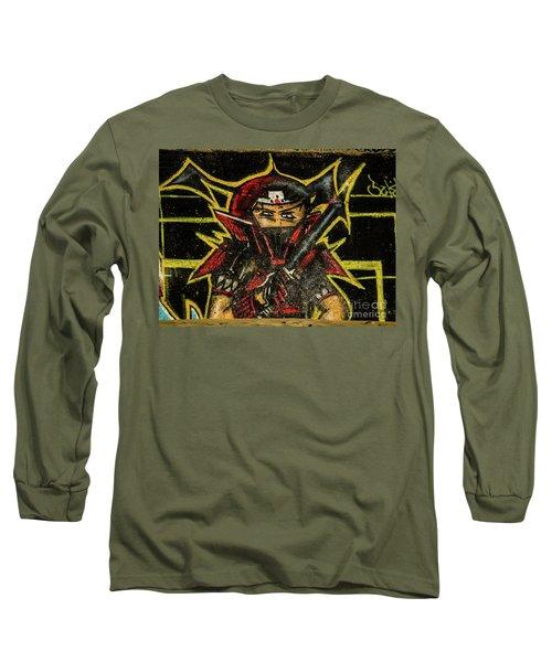 Graffiti_16 Long Sleeve T-Shirt