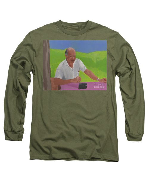 Grampa Wiegand Long Sleeve T-Shirt
