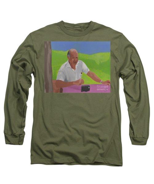 Grampa Wiegand Long Sleeve T-Shirt
