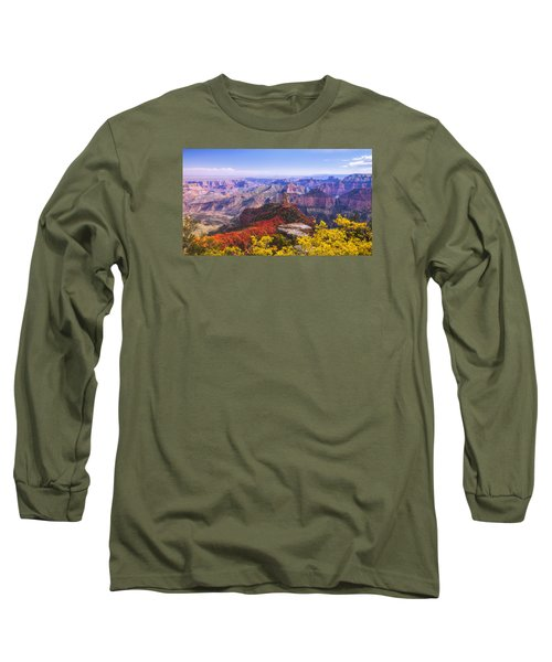 Grand Arizona Long Sleeve T-Shirt
