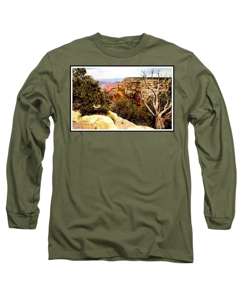 Grand Canyon National Park, Arizona Long Sleeve T-Shirt
