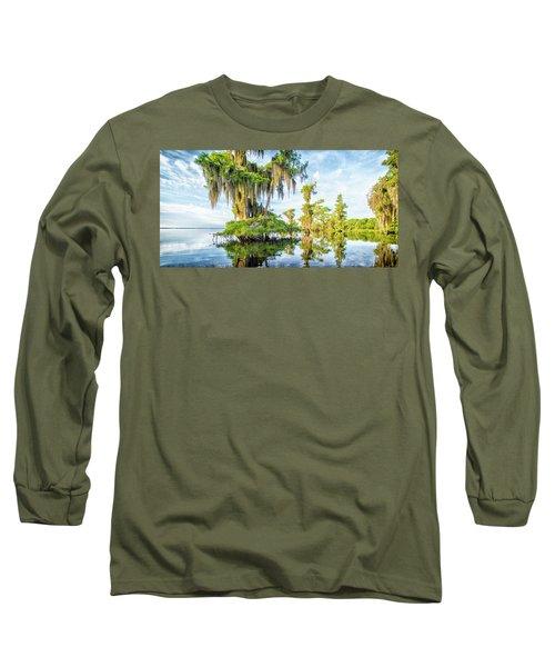 Grand Cypress Long Sleeve T-Shirt